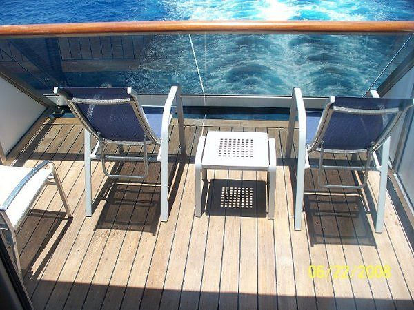 Aft View Balcony Cruise Critic Message Board Forums Carnival - What is aft on a cruise ship