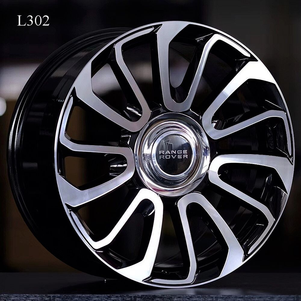 21 22 24 Range Rover Forged W Floating Caps L302 Rimsbook Range Rover Range Rover Supercharged Range Rover Wheels