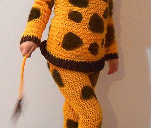 Ravelry: Hearty Giraffe pattern by Amigurumi Today | 423x500