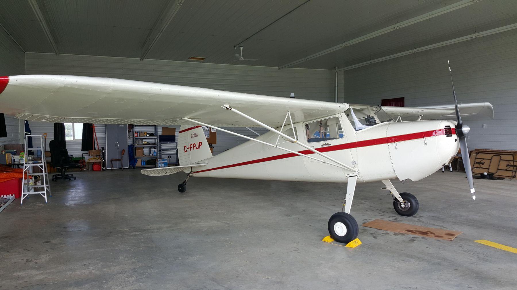 1946 Cessna 140 for sale in (cep3) Barrhead, AB Canada