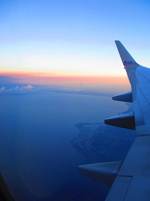 View of Lake Pontchartrain on the way to Grand Cayman.