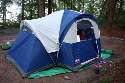 nice family c&ing tent ideas & nice family camping tent ideas | Camping | Pinterest | Tents