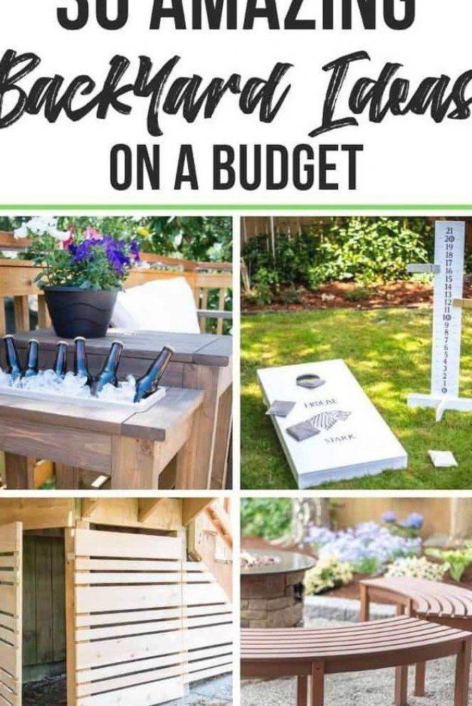 These backyard ideas on a budget are amazing From patios ...