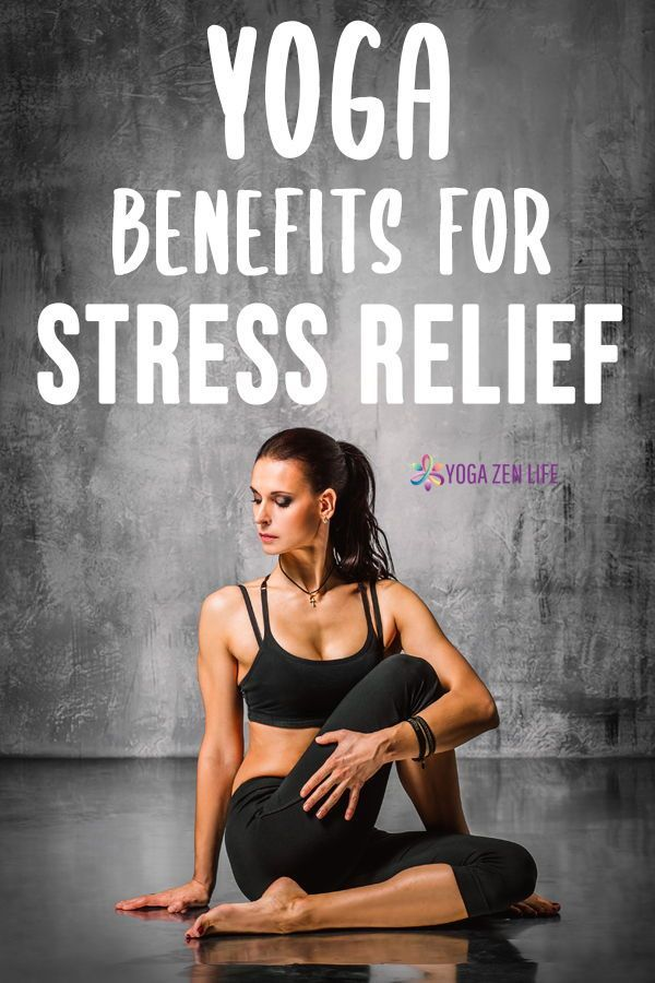 Are you ready to relieve your daily stress? Check out these amazing yoga benefits for stress. Learn...