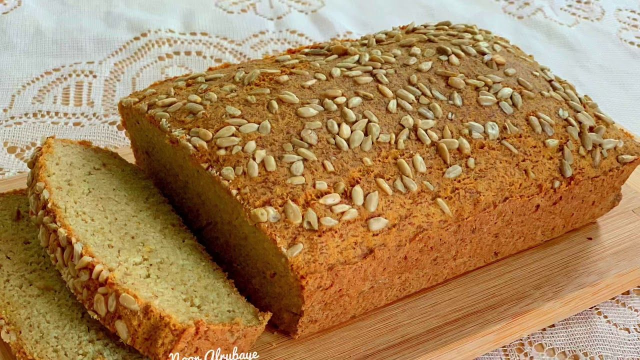 افضل واطيب خبز توست كيتو دقيق جوز الهند مرضى السكري وحساسية القمح Best Keto Coconut Flour Bread Youtube Food Desserts Keto Bread