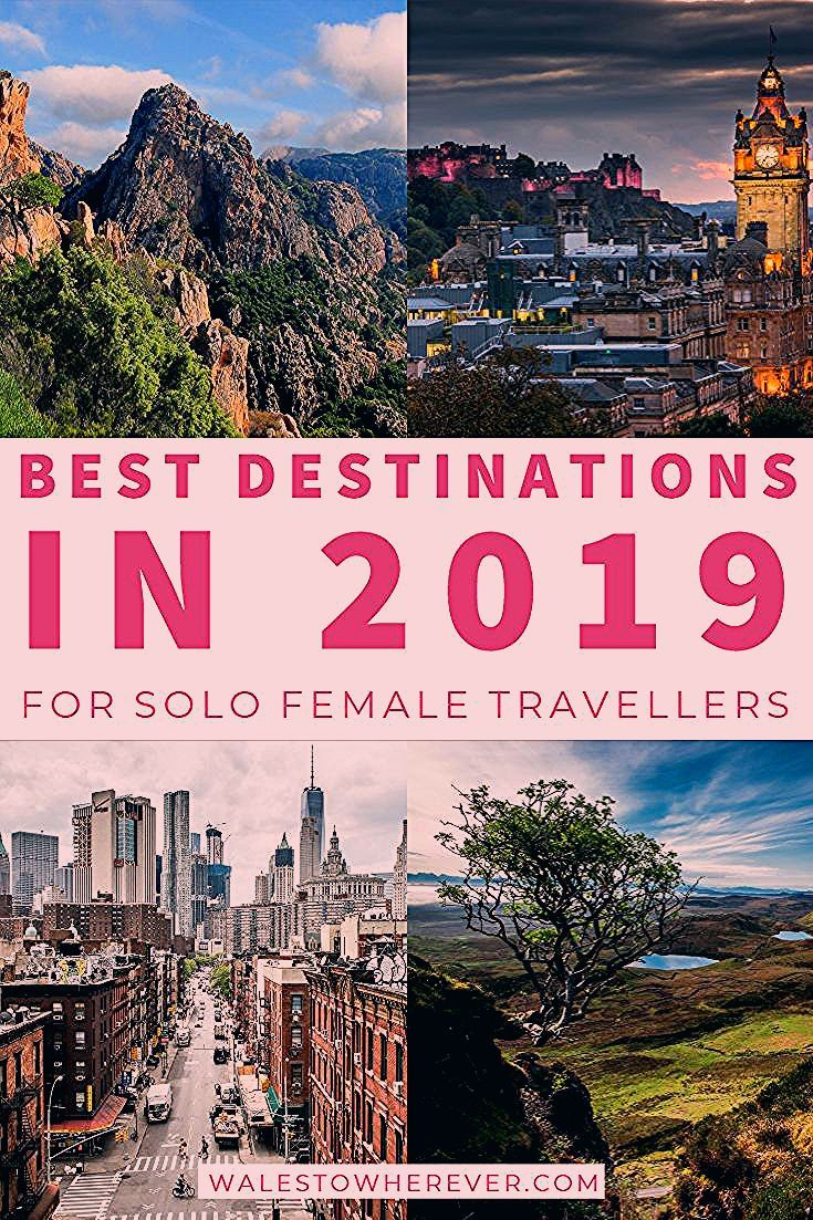 Photo of Best Solo Female Travel Destinations in 2019