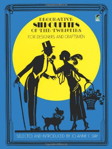 Decorative Silhouettes of the Twenties: For Designers and Craftsmen (Dover Pictorial Archive) by JoAnne C. Day http://www.amazon.com/dp/0486231526/ref=cm_sw_r_pi_dp_TDRiwb1QJHF35