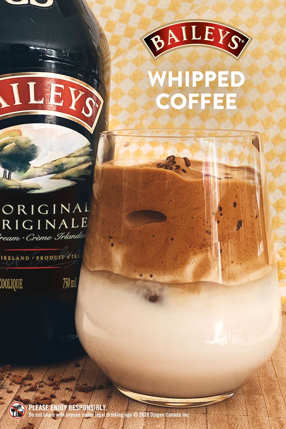 Baileys Whipped Coffee in 2020 Easy coffee recipes
