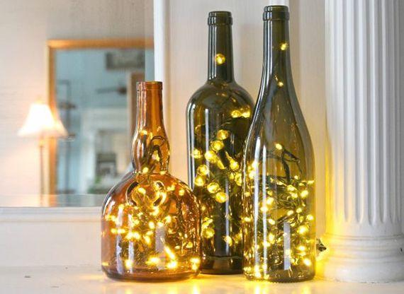 Inspirierende Bastel Und Upcycling Ideen Mit Weinflaschen