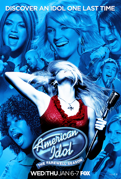 American Idol S Season 15 Poster Takes Us Back Way Back