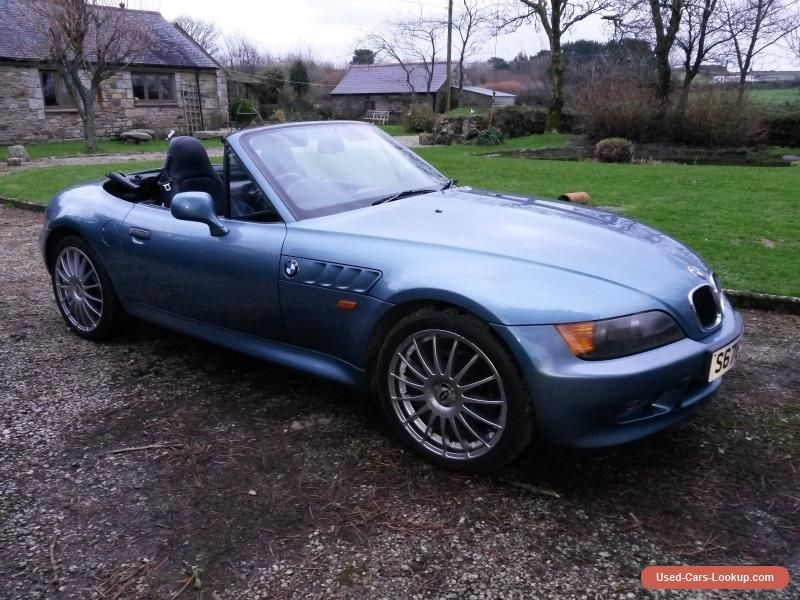 Car For Sale Bmw Z3 1 9i Convertible 1999 Low Mileage Full