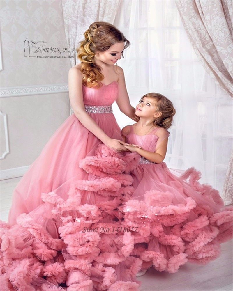 Free Shipping] Buy Best Pink Burgundy Lavender Princess Wedding ...