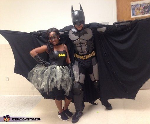 the batman u0026 catwoman 2015 halloween costume contest via