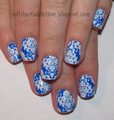 Jamberry Nails last 2 weeks on fingers and 6 weeks on toes  AnastasiaDesigns.JamberryNails.com
