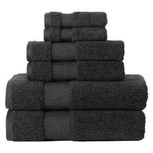 Best 25 Black Towels Ideas On Pinterest Bathroom Towels