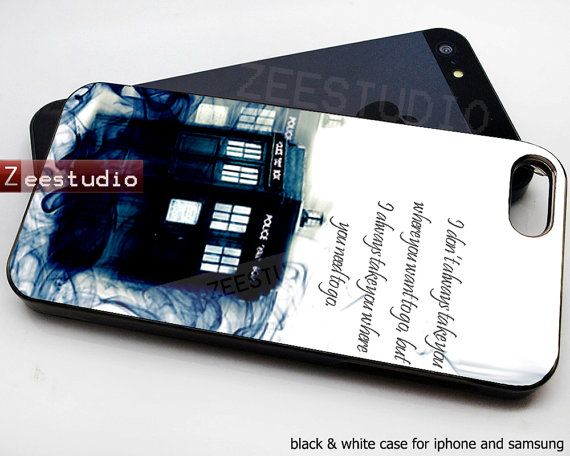 Tardis Dr Who Smoke New Design Case For Iphone 4 Iphone 4s