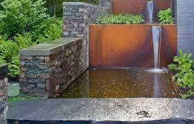 Resultado de imagen para estanques de acero para el jardin