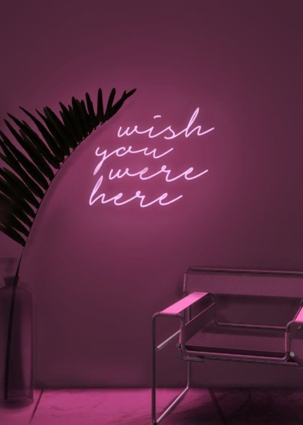 Wish you were here poster - POP CULTURE POSTERS 20% OFF