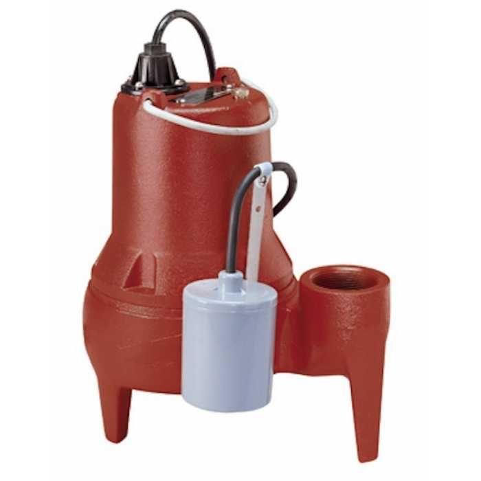Manual Sewage Pump 10 Cord 4 10hp 115v Sewage Pump Sewage
