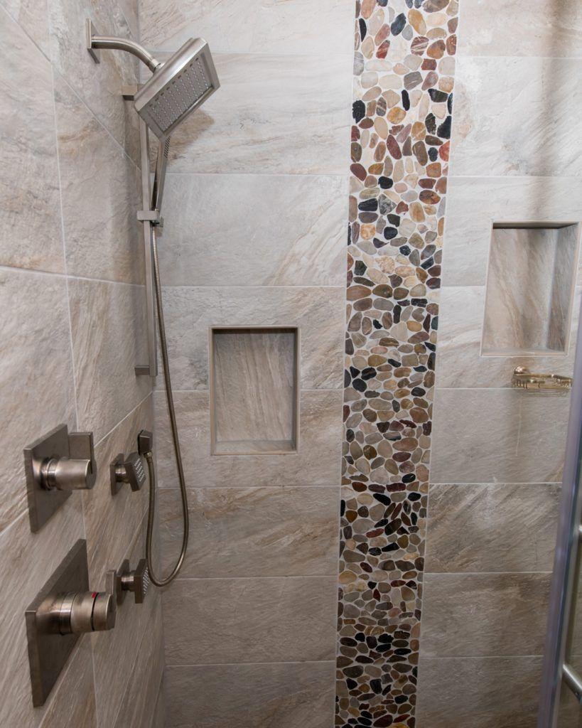 River rock tile bathroom ideas bathroom exclusiv pinterest river rock tile bathroom ideas the tiles you select to floor your bathroom makes a fantastic difference to the general look doublecrazyfo Choice Image