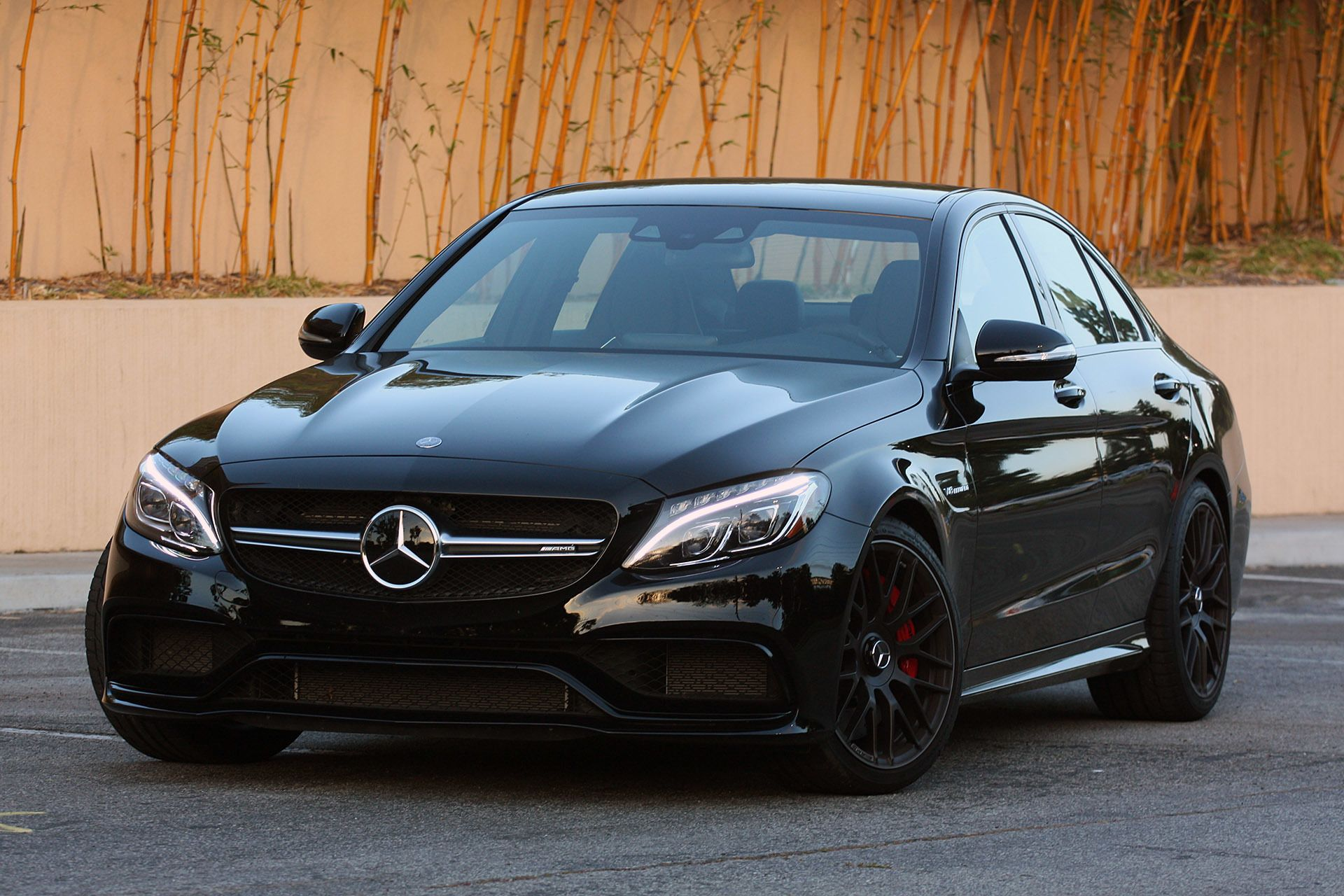 2015 Mercedes-AMG C63 S Review | Cars | Mercedes benz c63 ...