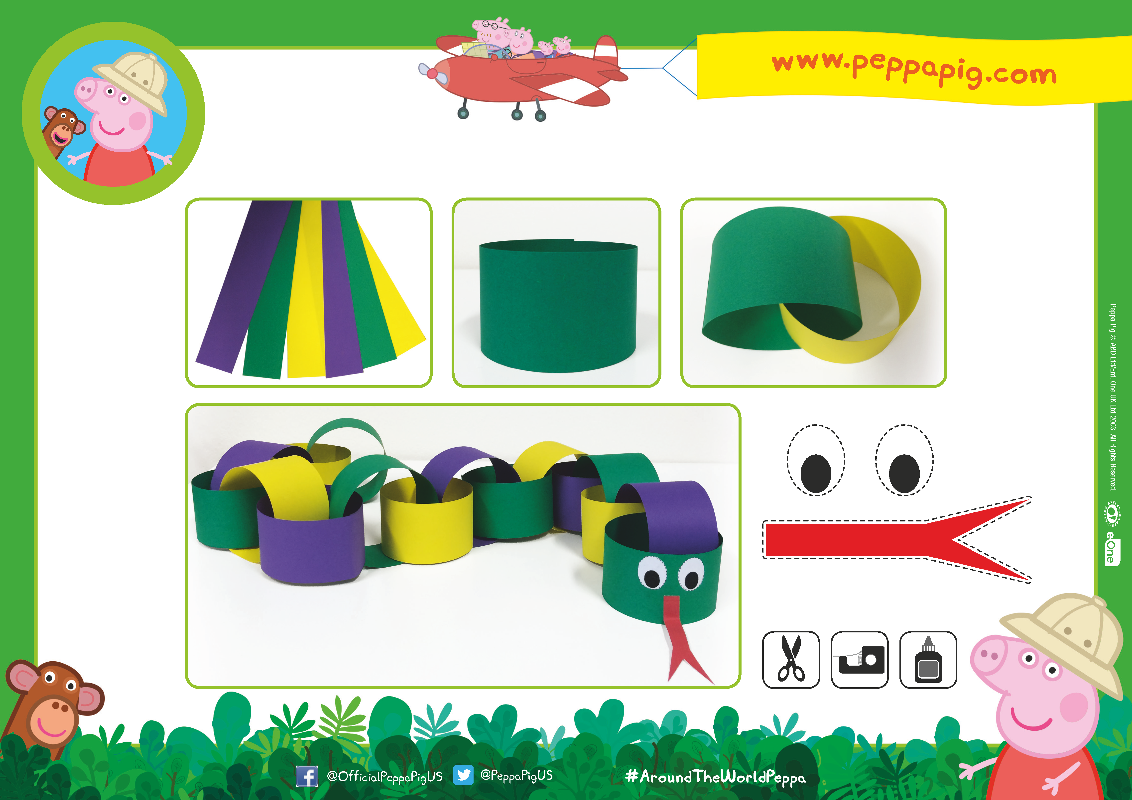 Your Little One Can Create A Snake With This Oinktastic