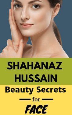 5 Beauty Secrets von Shahnaz Husain für Gesicht