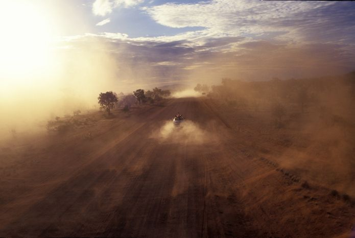 Gibb River Road, Western Australia by Frances Mocnik