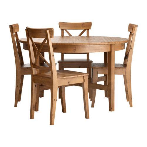 Table + chairs | IKEA ideas | Pinterest | Cocinas