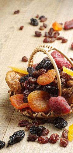 Les fruits secs bio de botanic®