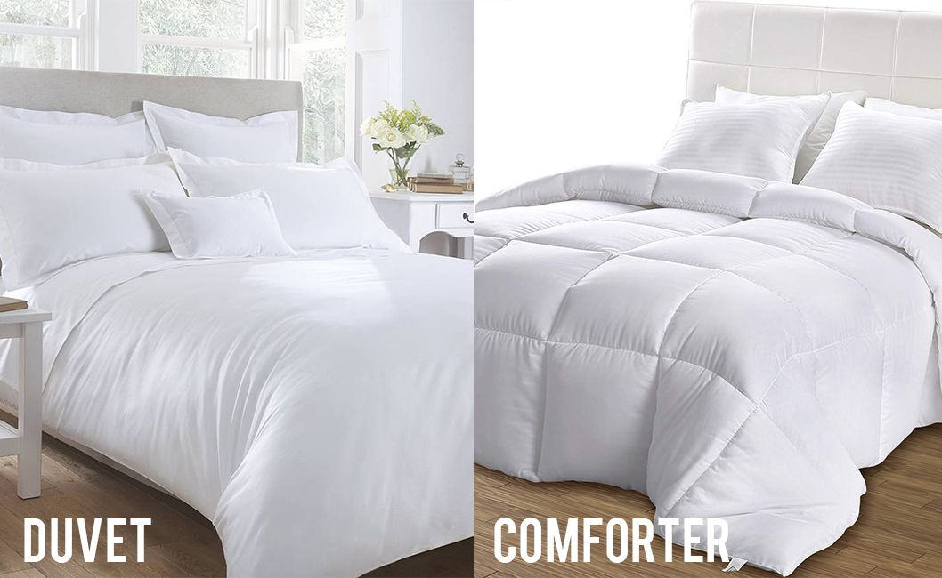 Duvet Or Comforter Which Is Better Duvet Cover Inspiration Comforters Quilt Cover