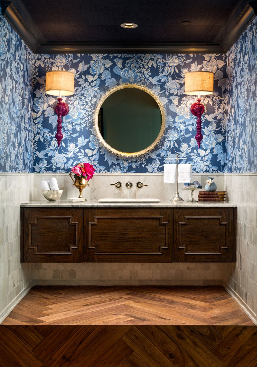 Free Room Design: Nyla Free Designs Creates A Perfect Traditional Mix Using