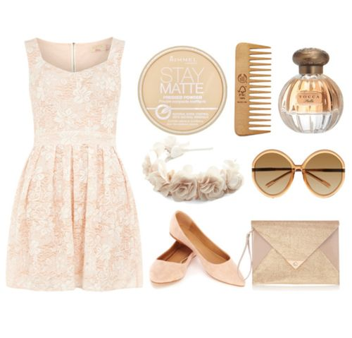 cream lace dress outfit | outfits to inspire | pinterest | dress