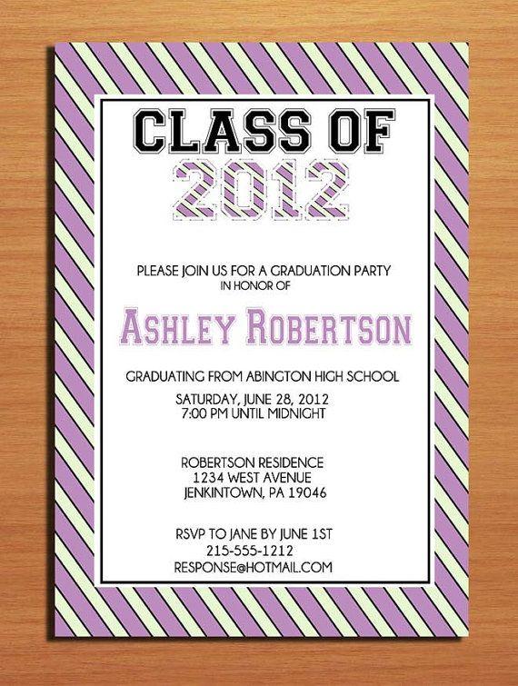 Free Printable Graduation Party Invitations Templates Invitation - celebration invitations templates