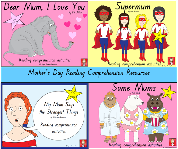 Ripper Reading Resources - Rigorous Teaching Resources for Higher Order Thinking