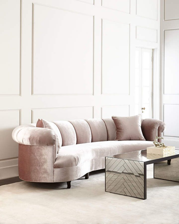 Haute House Audrey ChannelTufted Sofa 123 is part of Room sofa - Shop Audrey ChannelTufted Sofa 123  from Haute House at Horchow, where you'll find new lower shipping on hundreds of home furnishings and gifts