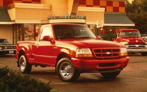 1998 Ford Ranger Consumer Reviews Carros Carros Legais