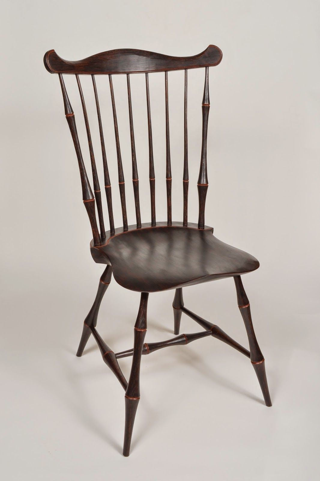 fan back side chair double bobbin turnings curtis buchanan a¶a…·