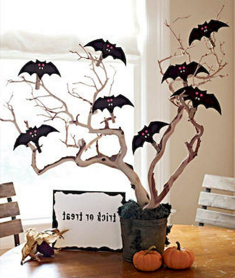 70 Good DIY Halloween Home Decor Ideas - Page 55 of 75 #halloweencraftsforkids