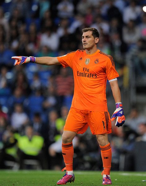 Iker Casillas Photos: Real Madrid CF v Getafe CF - La Liga
