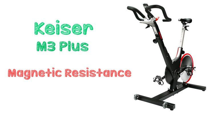 Keiser M3 Plus Review The Mighty Indoor Spin Bike Is Here With