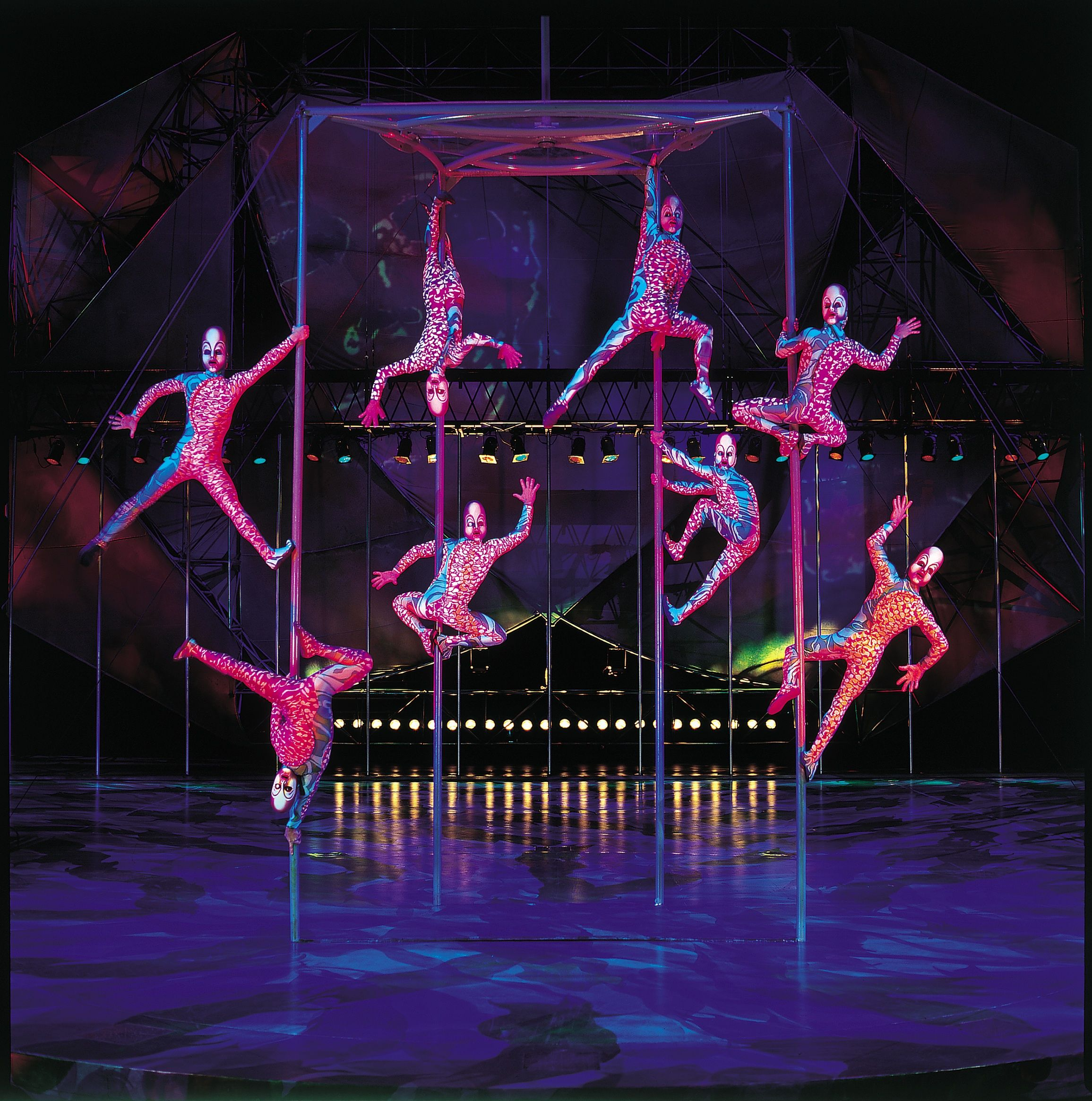 mystere at treasure island las vegas all things cirque