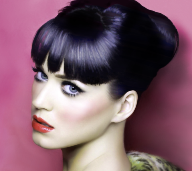 Katy Perry by on DeviantArt