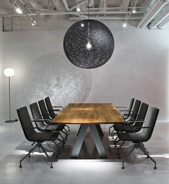 B rom bel konferenztisch holz tischplatte for Konferenztisch design