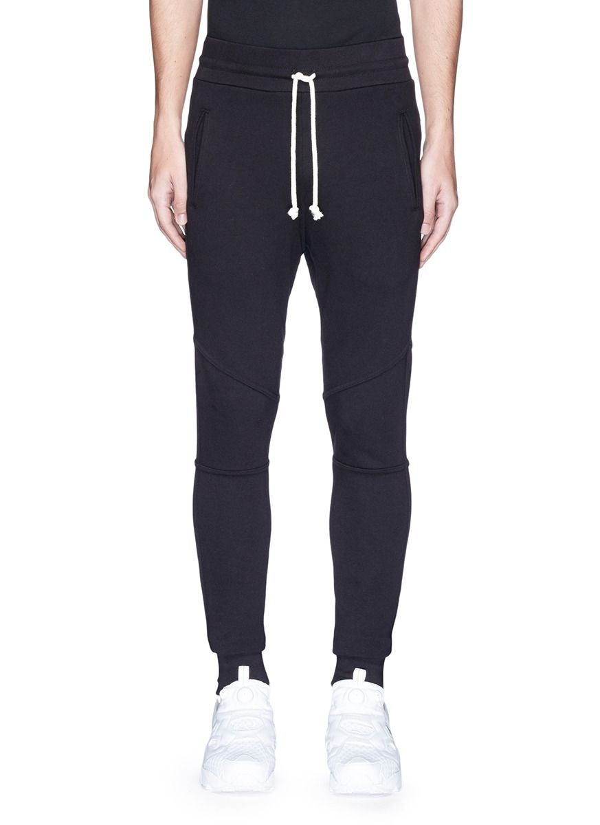 Escobar Slim-fit Tapered Loopback Cotton-jersey Sweatpants John Elliott + Co Cheap Sale Really Sale Sale Online Free Shipping Outlet Discount For Cheap Explore 5YaDr