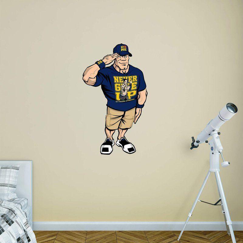 Fathead WWE Kids John Cena Wall Decal   93 93037 Part 42