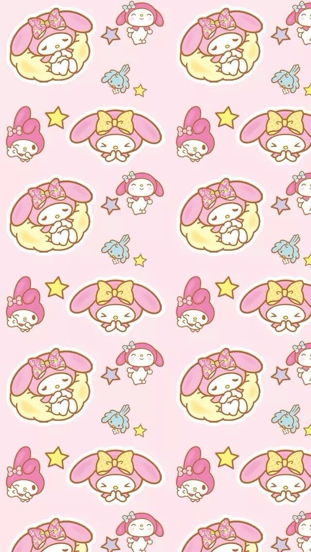 My Melody Wallpaper | マイメロ 壁紙, マイメロディー, マイメロディ
