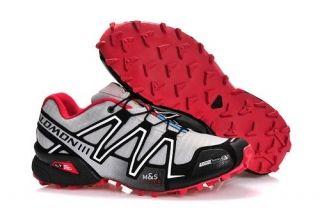 $49.65 Salomon Running Shoes Mens Black Gray | Zapatillas ...
