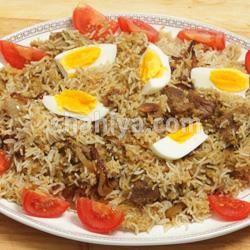 طريقة عمل برياني باللحم بالصور موقع شهية Hyderabadi Biryani Recipe Biryani Brown Rice Recipes Healthy