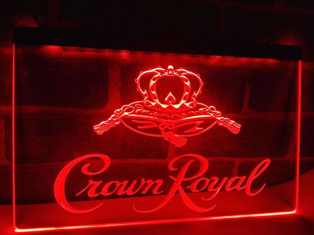 Crown royal derby whiskey nr beer bar light sign home decor crafts crown royal derby whiskey nr beer bar light sign home decor crafts mozeypictures Choice Image
